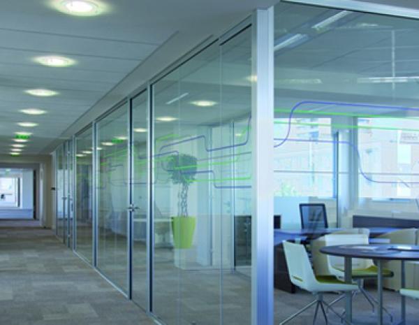 office-walls-plasterboard-Mechelen-Brussel